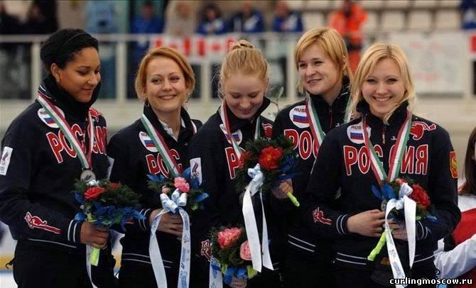 Женщины керлинг россия фото